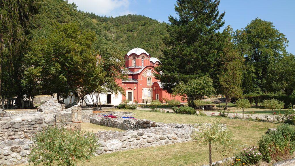 Patriarchát v Prizrenu, vstup je zdarma